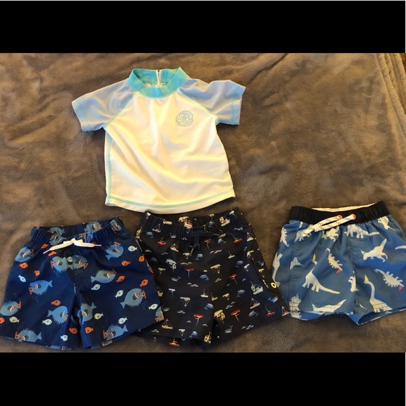 GAP Other - Infant bathing suits